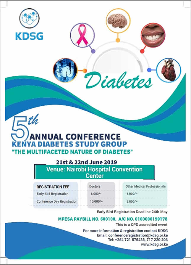 5th Annual Scientific Conference KDSG