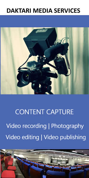 Daktari Media Services - Content Capture